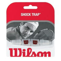 Antivibrador Wilson Shock Trap - detalhe vermelho