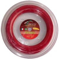 Corda Copolímero Gioco Potenza - 1,25mm Vermelha - (rolo 200m)