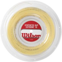 Corda Tripa Sintética Wilson Synthetic Gut Extreme 16 - (rolo 200m)