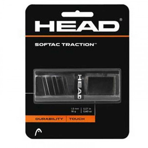 Cushion Head Softac Traction - preto