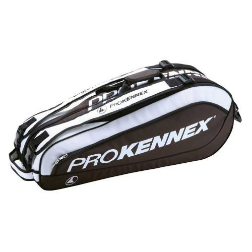 Raqueteira ProKennex New Dupla - preta/chocolate