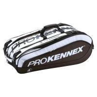 Raqueteira ProKennex New Tripla - preta/chocolate