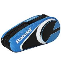 Raqueteira Babolat Club Line Azul - Dupla