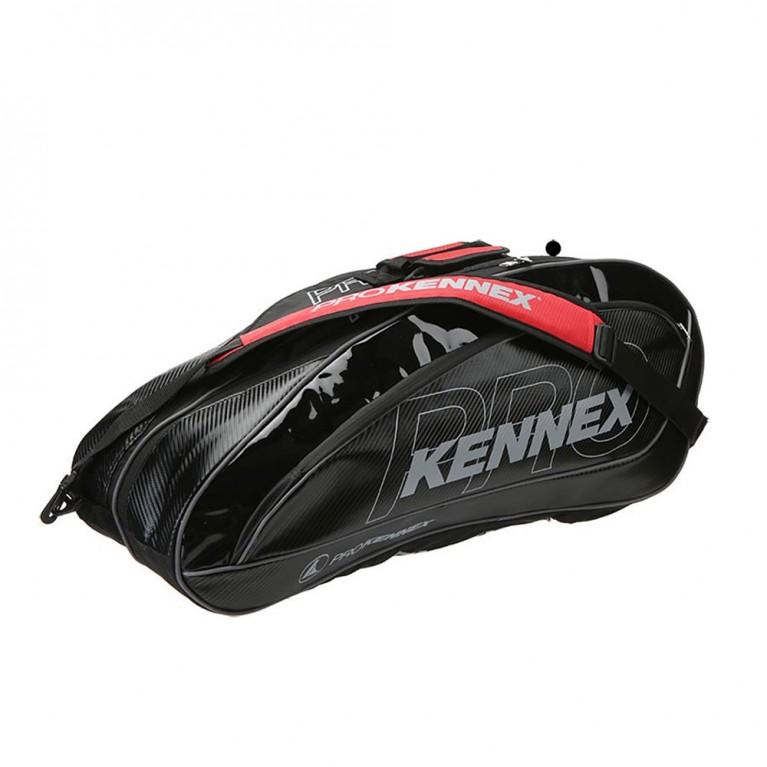 Raqueteira ProKennex New Dupla - preta