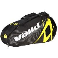 Raqueteira Volkl Tour Tripla - amarela