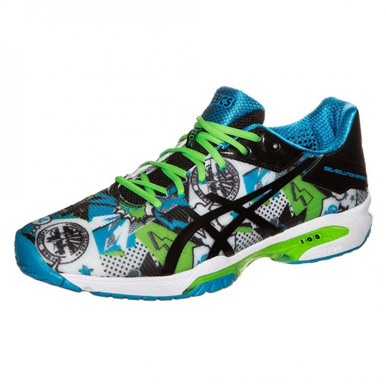 Tênis Asics Gel Solution Speed 3 NYC - masculino