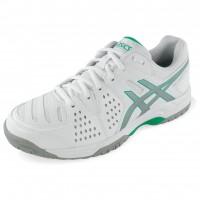 5b52e1ac0e2 Comprar. Tênis Asics Gel Dedicate 4 - branco   verde