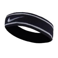 Testeira Nike Dry-Fit New - preta / cinza