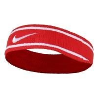 Testeira Nike Dry-Fit New - vermelha / branca