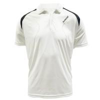 Camisa Polo Babolat New Aero - branca