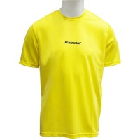 Camiseta Babolat Competition Men II - amarela