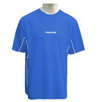 Camiseta Babolat Competition Boy I Jr. - azul