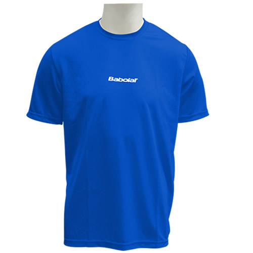 Camiseta Babolat Competition Boy II Jr. - azul
