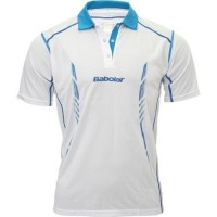 Polo Babolat Performance Men Internacional - Branco