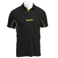 Camisa Polo Babolat Competition Men - preta